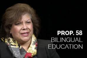 Proposition 58 Bilingual Education