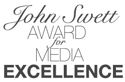 John Swett Award for Media Excellence