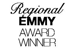 Regional Emmy award winner